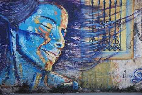 Les graffitis au Brésil, un moyen d'expression des jeunes et un ... - Lemag | Brésil 2014 au quotidien | Scoop.it