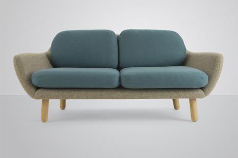 Charlie Sofa | designdrool | Scoop.it