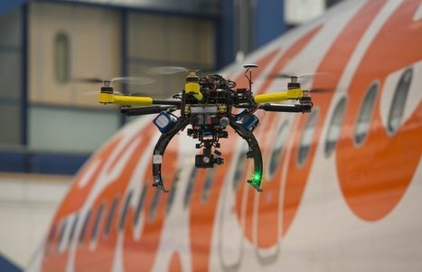EasyJet to Use Virtual Reality, 3D Printing & Drones | Virtual Reality | Scoop.it