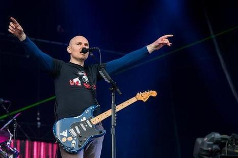 Recent Bands, Albums, Films, Reviewed!: The Smashing Pumpkins @ OFF Festival | Music Reviews | Scoop.it