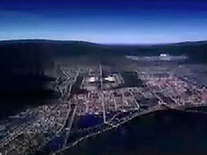 China to flatten 700 mountains for new metropolis in the desert | Earth Citizens Perspective | Scoop.it