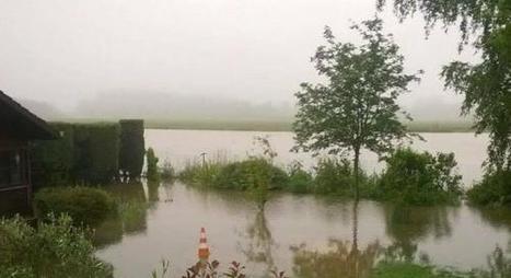 Lestrem: une maison inondée et beaucoup d'inquiétude | J'écris mon premier roman | Scoop.it