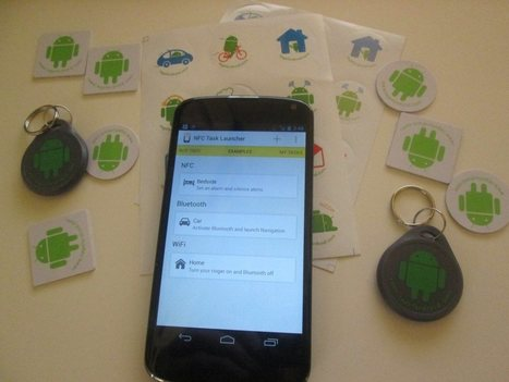 Featured Review: TagsforDroid – NFC Tags | NFC News and Trends | Scoop.it