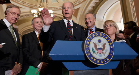 Joe Biden waits on sidelines - Reid J. Epstein and Carrie Budoff Brown | Public relations and public opinion | Scoop.it