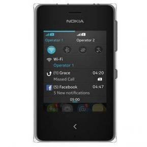Nokia ASHA 500 Dual Sim (Black) | อมรศักดิ์ | Scoop.it