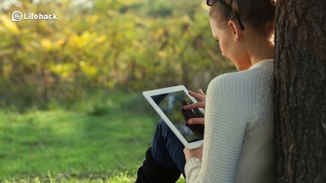 9 Reading Apps You Need To Have On Your iPad | Life @ Work | Scoop.it