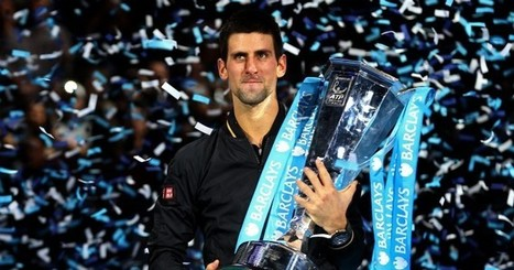 Djokovic se corona delante de Federer   Intereconomía   883658   mechi-giralt   Scoop.it