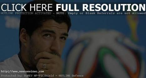 Suárez emphasizes innocence fell on opponents | Latest News | Scoop.it