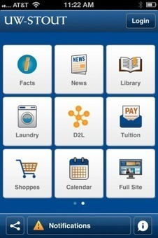 UW-Stout is mobile and it's amazing! | E-Learning and Online Teaching | Scoop.it