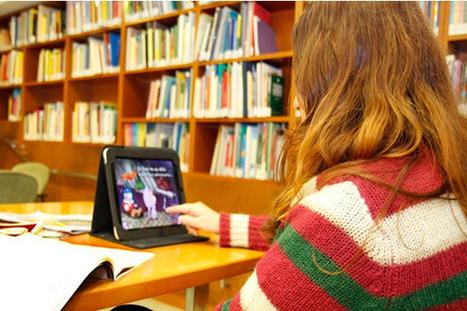 Estudio, informe, bibliotecas escolares, Nueva York, 2011 | Bibliotecas Escolares. Disseminação e partilha | Scoop.it