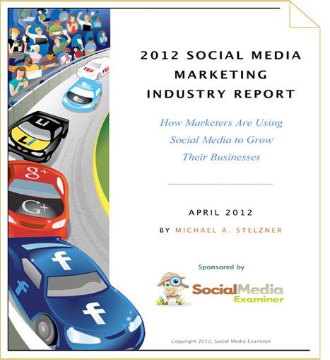 2012 Social Media Marketing Industry Report | SM | Scoop.it