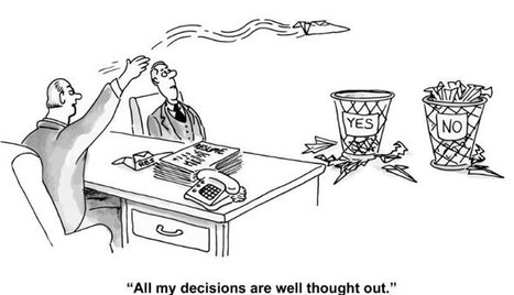 Some Easy Tips For Making Hard Decisions | English for HR and working life | Scoop.it