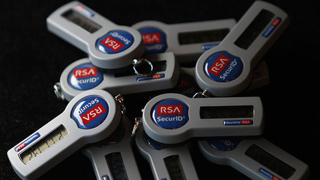 ​Major computer security firm RSA took $10 mln from NSA to weaken encryption - report | Cyber security | Scoop.it