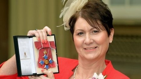 Stafford Hospital campaigner Julie Bailey picks up CBE | Mental Wellbeing | Scoop.it