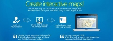 Mapping is Fun, cómo crear Google Maps personalizados | Las TIC en el aula de ELE | Scoop.it