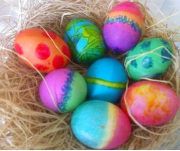 Easter Eggs: How to Boil, Dye and Decorate Them Perfectly This Year | Avant-garde Art, Design & Rock 'n' Roll | Scoop.it