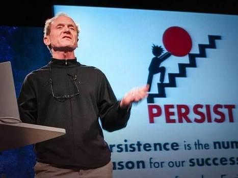Richard St. John: 8 secrets of success | Talk Video | TED.com | Mi profe mates | Scoop.it