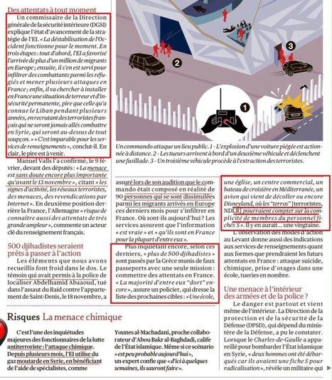 Etat des lieux de la France actuelle concernant un danger planétaire https://jpst.it/FNy8 Powered by RebelMouse | Islam : danger planétaire | Scoop.it