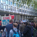 #London #monsanto demo breaks out for tour of London finishing at US Embassy #olsx #ows - via @Petercoville | OccupyLondon | Scoop.it