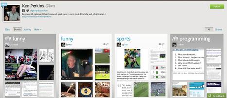 Captúrame, visualízame, compárteme: plataformas visuales colaborativas   La comunicación en el mundo actual   Scoop.it