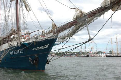46 navires confirment leur venue à l'Armada | Armada de Rouen 2013 | Scoop.it