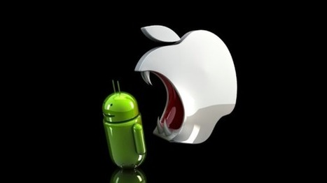 gJudgment day for Android: Apple, Microsoft file lawsuit against Google, Samsung | leapmind | Scoop.it