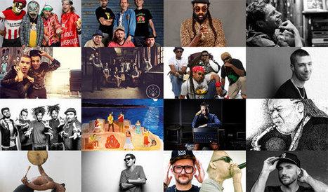 Les artistes de la 19ème édition du Reggae Sun Ska | Bordeaux Gazette | Scoop.it