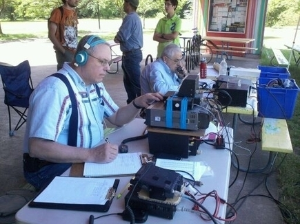 Amateur radio has a Field Day | Entertainment Education | Scoop.it