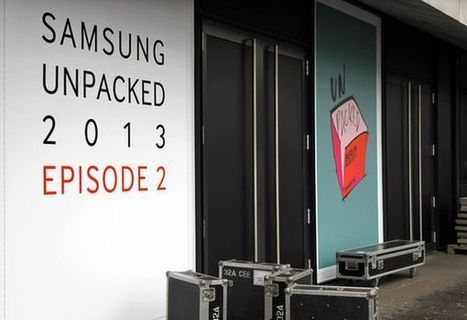 Samsung GALAXY Note 3 Release: Samsung Unpacked 2013 Episode 2 Livestream   Mobile Technology   Scoop.it