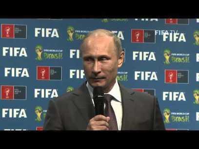 Brazil hands over World Cup to Russia   Ten Ten Formula   Scoop.it
