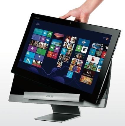 Asus Transformer AiO : le PC tout-en-un qui se transforme en tablette   Télécoms & IT pour les professionnels, TPE et PME.   Scoop.it