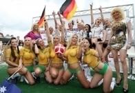 مشجعات المونديال كأس العالم 2014 - Picture | Live Soccer TV - Watch Free Football Online | Scoop.it