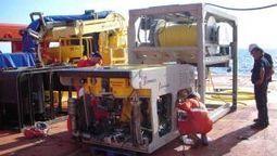 Así es el robot que revisará el pecio del «Mar de Marín» | Contaminación en Oceanos | Scoop.it