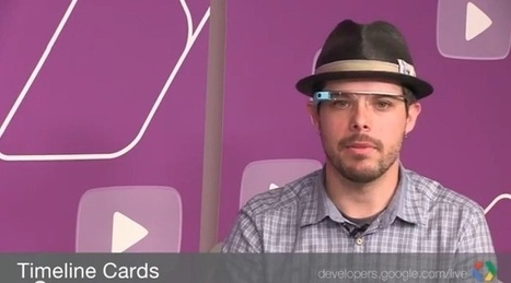 Google releases Mirror API guide for Glass developers | API | Scoop.it