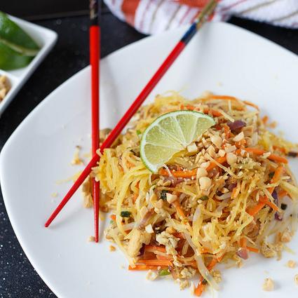 Spaghetti Squash Pad Thai | Shared Appetite | Foodie Corner | Scoop.it