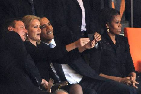 World leader super-selfie at a memorial service: am I the only grown up left? | Technoculture | Scoop.it