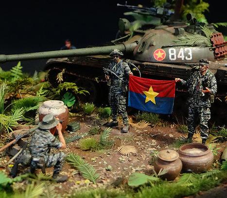 T-54.Vietnam | Military Miniatures H.Q. | Scoop.it