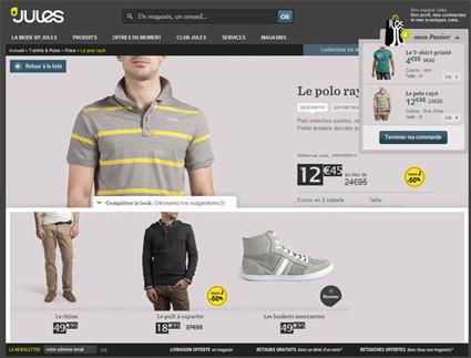 Homme : Les Mécanismes d'Augmentation de la Commande | WebZine E-Commerce &  E-Marketing - Alexandre Kuhn | Scoop.it