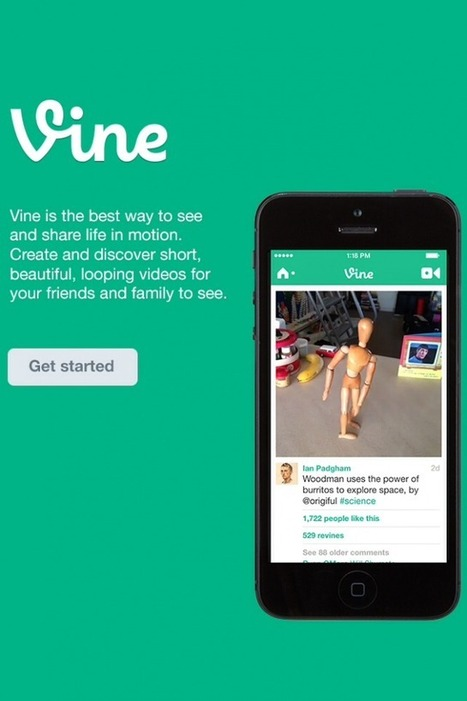 Twitter Turns to Flipboard to Acquire Users for Vine | Tracking Transmedia | Scoop.it