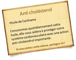 Huile de carthame : Anti cholestérol riche et vitamine E | Huiles essentielles et remèdes naturels | Scoop.it