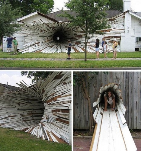 34 Examples of Installation Art That Don't Suck | YourDailyMedia.com | cool stuff from research | Scoop.it
