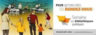 La Semaine des bibliothèques publiques... - Bibliothèque Saint-Charles   Facebook   La communication des bibliothèques   Scoop.it