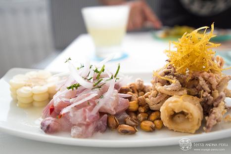 Voyage au Pérou autour de sa gastronomie | Gastronomie Française 2.0 | Scoop.it