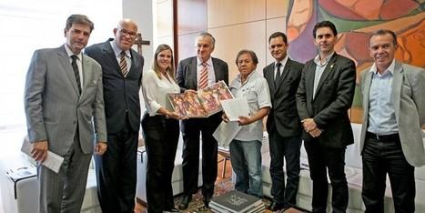 Ministro da Cultura Garante Apoio AOS Jogos Mundiais Indígenas - Portal do Tocantins | binóculo CULTURAL | Monitorar de Informação Pará empreendedorismo cultural e criativo | | Scoop.it