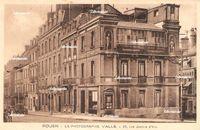 Le Blog de Rouen, photo et vidéo: Rouen des années 30...Daguerre et Niépce , rue Jeanne d'Arc | MaisonNet | Scoop.it