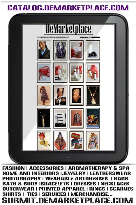 How to ensure you #BuyBlack for #holiday2013 @Demarketplace  @fashiontech #Artstech @BadasseBs | Black Fashion Designers | Scoop.it