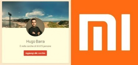 Hugo Barra, VP Of Android Product Management presso Google, lascia per Xiaomi (Team MIUI) | Android News Italia | Scoop.it