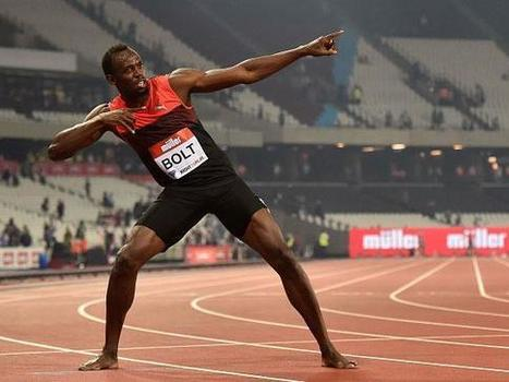 The maths behind the fastest person on Earth (and no it's not Usain Bolt)   Sport, Education & the Media.   Scoop.it