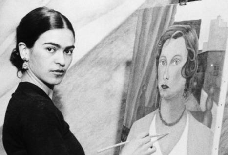 Cinco grandes mujeres del arte mexicano | Arte y Cultura en circulación | Scoop.it