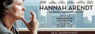 """Hannah Artendt"" O Filme ( completo) 